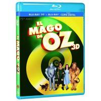El mago de Oz - Blu-Ray + 3D + Copia digital -  Ed Coleccionista 75 aniversario