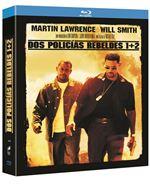 Dos policías rebeldes 1-2 - Blu-Ray