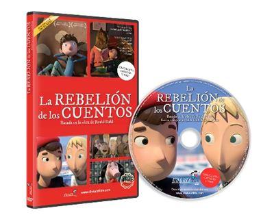 La rebelión de los cuentos - DVD