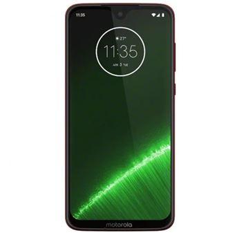 Motorola Moto G7 Plus 6,2'' 64GB Rojo
