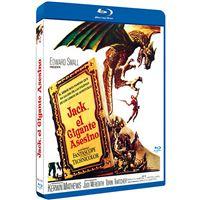 Jack, el gigante asesino - Blu-Ray