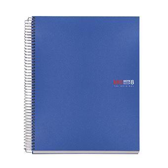 Cuaderno Miquelrius A4 Basicos azul