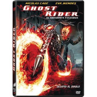 Ghost Rider: El motorista fantasma - DVD
