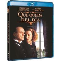 Lo que queda del día - Blu-Ray