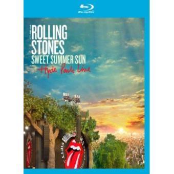 Sweet Summer Sun: Hyde Park Live (Formato Blu-Ray)