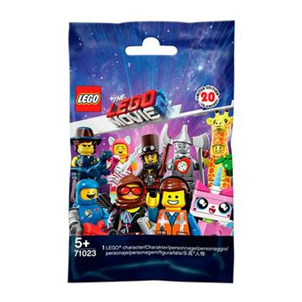 LEGO Movie 2 Minifigures 71023 V110 - Varios modelos