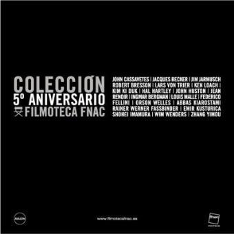 Pack Colección 5º Aniversario Filmoteca Fnac - Exclusiva Fnac - DVD