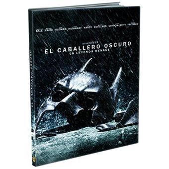 El caballero oscuro renace (DVD + Cómic) - DVD