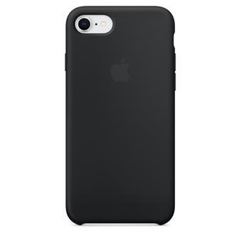 Funda de silicona Apple Negro para iPhone 7/8/SE (2ª Gen.)
