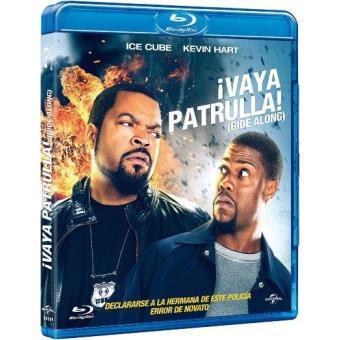 ¡Vaya patrulla! - Ride Along - Blu-Ray