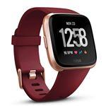 Smartwatch Fitbit Versa Rubí/Aluminio Oro Rosa