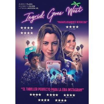 Ingrid Goes West - DVD