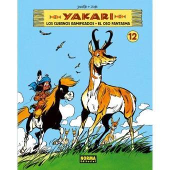 Yakari 12: Los cuernos ramificados + El oso fantasma