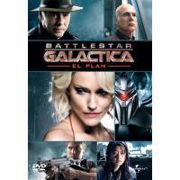 Battlestar Galactica: El plan - DVD