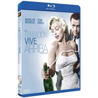 La tentación vive arriba - Blu-Ray