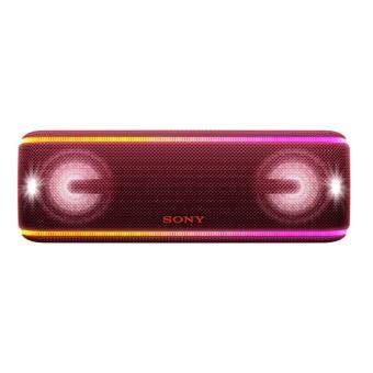 Altavoz Bluetooth Sony SRS-XB41 Rojo