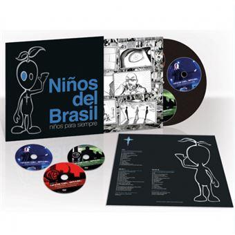 Niños para siempre - DVD + CD