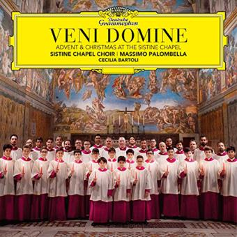 Veni Domine. Advent & Christmas at the Sistine Chapel