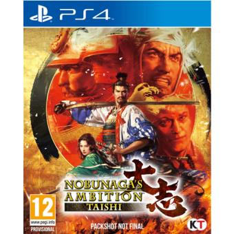 Nobunaga's Ambition : Taishi - PS4