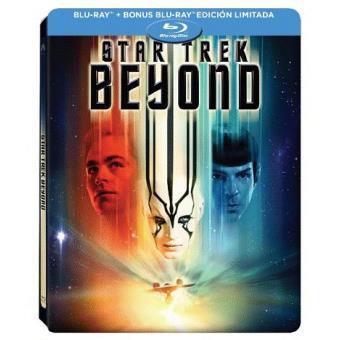 Star Trek: Más allá - Steelbook Blu-Ray - Exclusiva Fnac