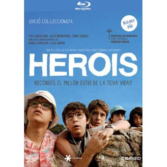 Herois - Blu-Ray + DVD