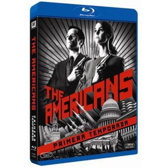 The Americans  Temporada 1 - Blu-Ray