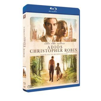 Adiós Christopher Robin - Blu-Ray