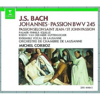 Johannes-Passion - Ensemble Vocale de Lausanne