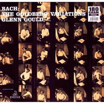 Bach - Goldberg Variations - Vinilo