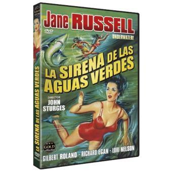 La sirena de aguas verdes - DVD