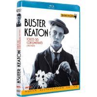 Pack Buster Keaton: Cortometrajes - Blu-Ray