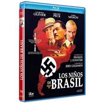 Los niños de Brasil - Blu-Ray