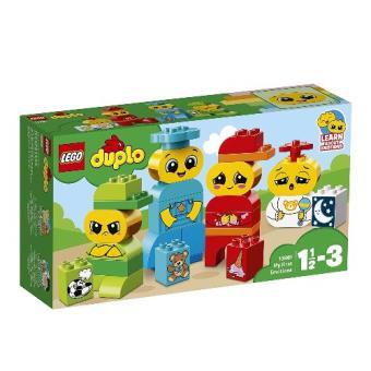 LEGO DUPLO - Mis primeras emociones