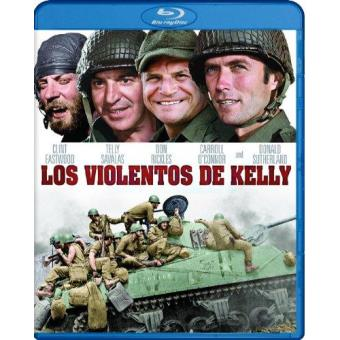 Los violentos de Kelly - Blu-Ray