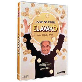 El Avaro (1980) - DVD