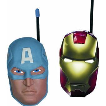 Walkie Talkie The Avengers