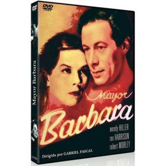 Mayor Bárbara - DVD