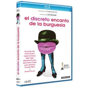 El discreto encanto de la burguesía - Blu-Ray