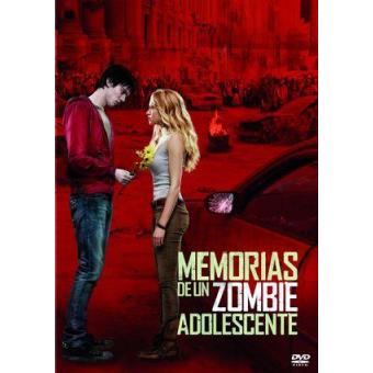 Memorias de un zombie adolescente - DVD