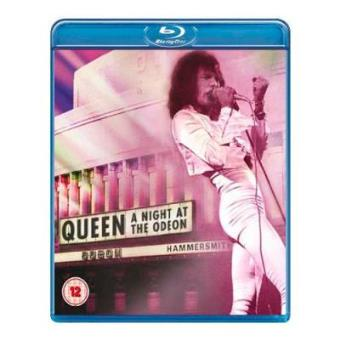 A Night At The Odeon (Formato Blu-ray)