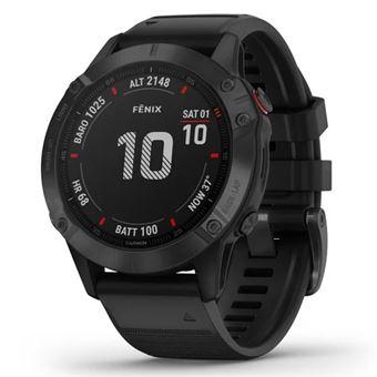 Smartwatch Garmin Fénix 6 Pro Negro