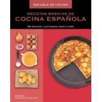Recetas básicas de cocina española
