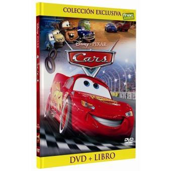 Cars - Exclusiva Fnac - DVD + Libreto
