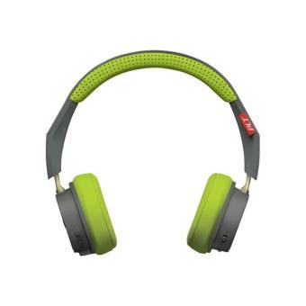 Auriculares inalámbricos Plantronics Backbeats 500 Gris - Verde