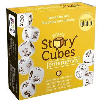 Zygomatic- Story Cubes Emergency