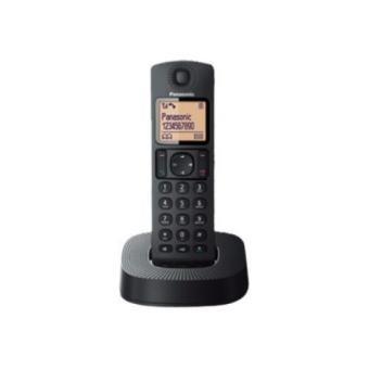 Teléfono inalámbrico Panasonic Dect KX-TGC310SP2 Blanco - Negro