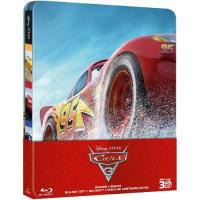 Cars 3 - Steelbook Blu-Ray + 3D