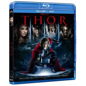 Thor - Blu-Ray + DVD