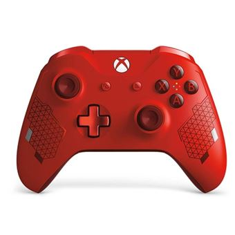 Mando inalámbrico Microsoft Sport Red Special Edition para Xbox One