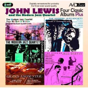 Four Classic Albums. John Lewis